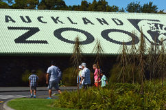 Auckland Zoo - New Zealand Royalty Free Stock Photo