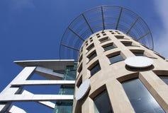 Aucklands arkitektur Arkivbild