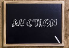 auction foto de stock