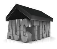 Auction Property Concept Stock Images