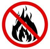 Aucun feu Illustration de vecteur Images libres de droits