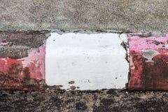 Aucun signe de stationnement Photographie stock libre de droits