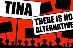 Aucune alternative illustration libre de droits
