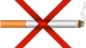 Aucune fumée Photos libres de droits