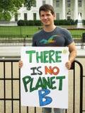 Aucune planète B image stock