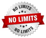 Aucunes limites illustration libre de droits
