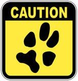 Aucuns animaux familiers permis Image stock