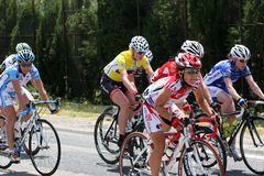 Aude Women cycling race 2009 Royalty Free Stock Image