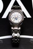 Audemars Piguet księżyc fazy zegarek Zdjęcie Royalty Free