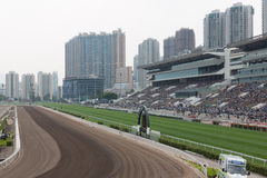 Audemars Piguet Queen Elizabeth II Cup in Hong Kong Royalty Free Stock Image
