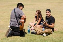 Audições de American Idol fotografia de stock
