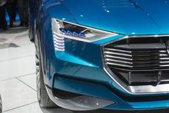 Audi ε -ε-tron Quattro Concpet στοκ εικόνα με δικαίωμα ελεύθερης χρήσης