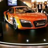 Audi του Κατάρ supercar Στοκ Φωτογραφίες