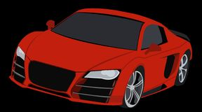Audi  Stock Images