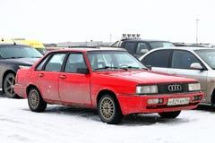 Audi 80 Lizenzfreies Stockfoto