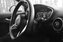 Audi A8 stock afbeelding