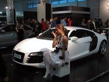 Audi Royalty-vrije Stock Afbeeldingen
