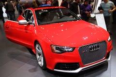 Audi Ρ 5 5 2016 Στοκ Εικόνες