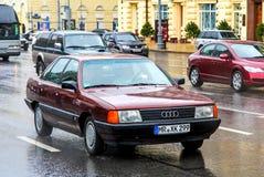 Audi 100 Royalty-vrije Stock Fotografie