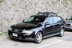 Audi a6 Imagenes de archivo