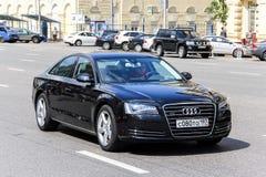 Audi A8 Immagine Stock