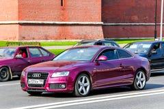 Audi A5 Fotos de archivo