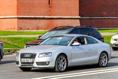 Audi A5 Fotos de archivo libres de regalías