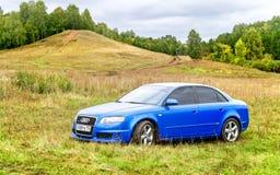 Audi A4 Fotos de archivo