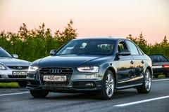 Audi a6 Foto de Stock