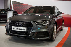 Audi a3 Photographie stock