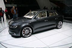 AUDI A1 SPORTBACK CONCEPT Royalty Free Stock Photo