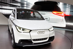 Audi A2 Concept Car Stock Image
