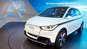 Audi A2 Konzept-Auto Lizenzfreie Stockfotos