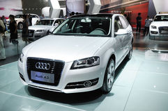 Audi a3 Stock Image
