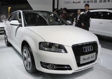 Audi A3 Imagens de Stock Royalty Free