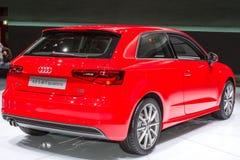 Audi A3 quattro Sport car Stock Photo