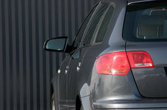 Audi A3 sportback Royalty Free Stock Photo