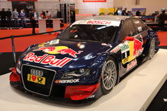 Audi A4 DTM R14+ Royalty Free Stock Image