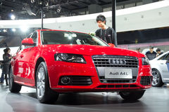 Audi A4L car Royalty Free Stock Image