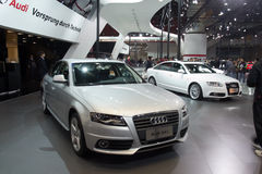 Audi A4L car Stock Images