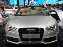 Audi A5 40 TFSI Royalty Free Stock Photos