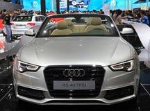 Audi A5 40 TFSI Fotos de archivo libres de regalías