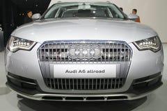 Audi A6 Allroad Fotografia Stock Libera da Diritti