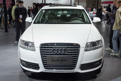 Audi A6L Auto Lizenzfreies Stockfoto