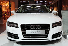 Audi A7 Stock Photos
