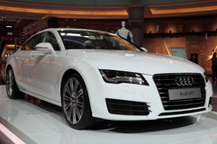Audi A7 Stock Image