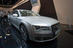 Audi A8 Mischling lizenzfreie stockfotografie