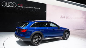 2016 Audi A4 Allroad Quattro Obraz Stock