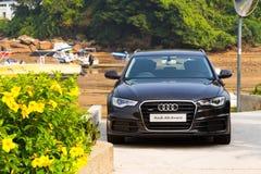 Audi A6 Avant 2012 Fotografia de Stock