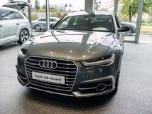 Audi A6 Avant Fotografia de Stock